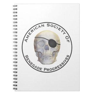Renegade Progressives Notebook