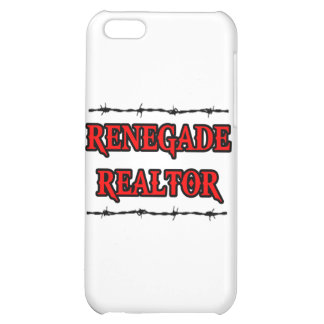 Renegade Realtor Cover For iPhone 5C