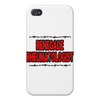 Renegade Rheumatologist Cases For iPhone 4