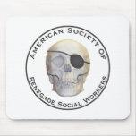 Renegade Social Workers Mouse Pad