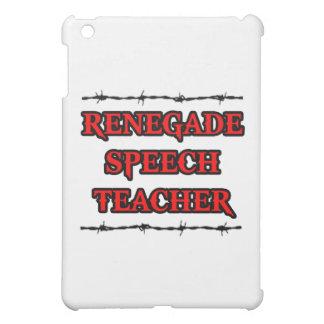 Renegade Speech Teacher iPad Mini Covers