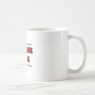 Renegade Uncle Classic White Coffee Mug