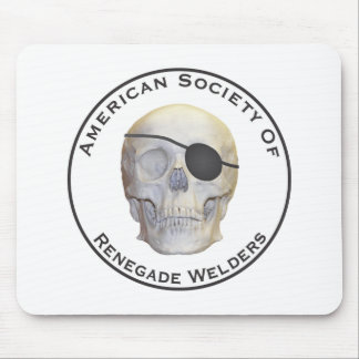 Renegade Welders Mouse Pad