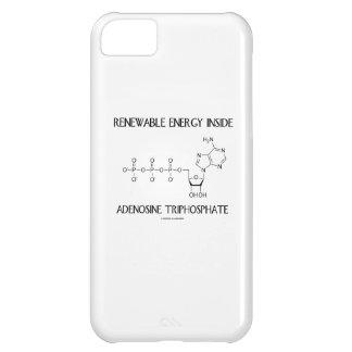 Renewable Energy Inside Adenosine Triphosphate Case For iPhone 5C