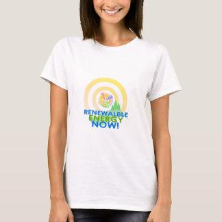 Renewable Energy Now Shirt