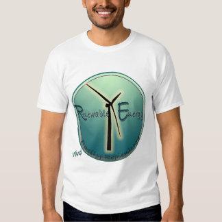 Renewable Energy Tshirt