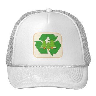 Renewable Resource Sign Trucker Hat