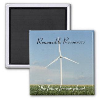 Renewable Resources Magnet