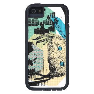 Renewable World Doodle Dreadlocks iPhone SE/5/5s Case