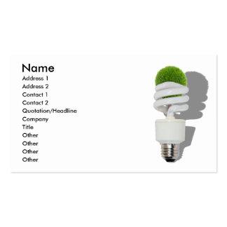 RenewableResources062210Shadows, nombre, Tarjetas De Visita