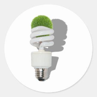 RenewableResources062210Shadows Pegatinas Redondas
