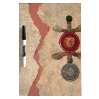 Renewal, collage Dry-Erase board