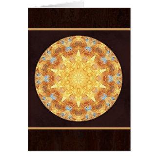 Renewal Mandala Card