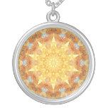 Renewal Mandala Necklace