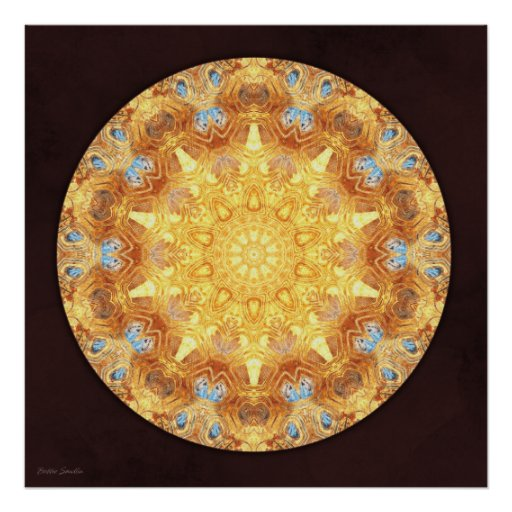 Renewal Mandala Print