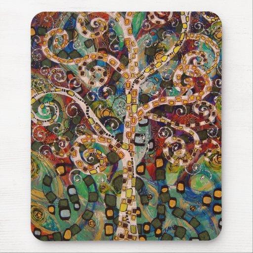 renewal (painting) mouse pad