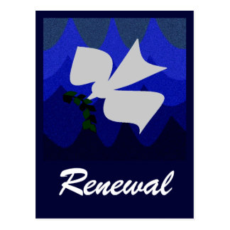 RENEWAL POSTCARD