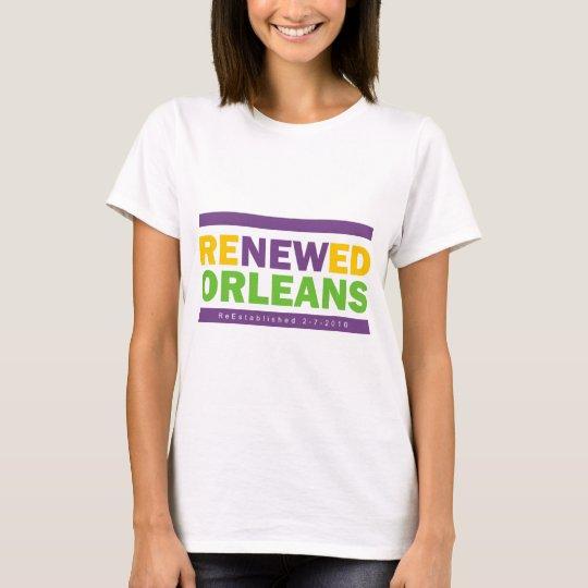 Renewed Orleans T-Shirt