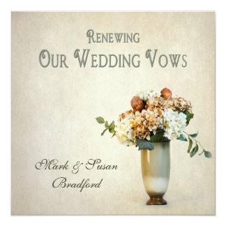 Vintage Vow Renewal Invitations Amp Announcements