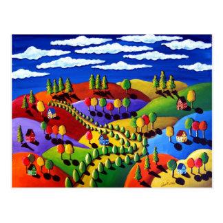 Renie Britenbucher Artist Postcard