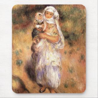 Renior - ilustraciones de la obra maestra tapete de raton