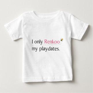 Renkoo playdates infant t-shirt