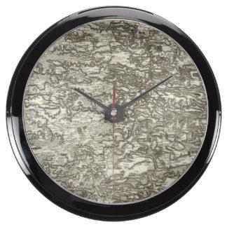 Rennes Relojes Aqua Clock