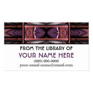 Rennie Mac Media Card Business Card Template
