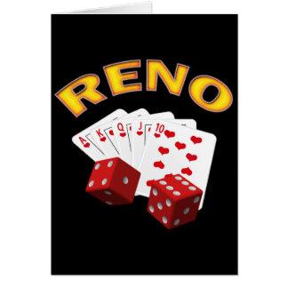 RENO CARD