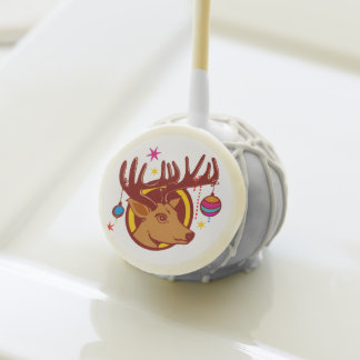 Reno/ciervos/navidad + su idea