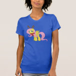 Reno de Fluttershy Camisetas