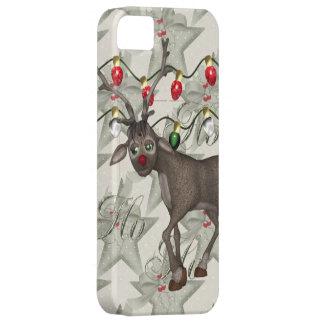 Reno de las Felices Navidad iPhone 5 Coberturas