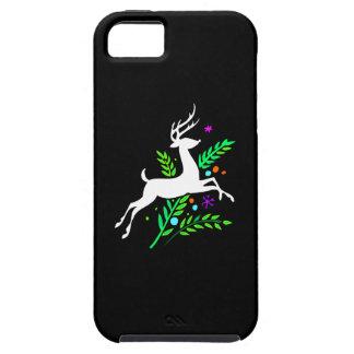 Reno del navidad iPhone 5 carcasa