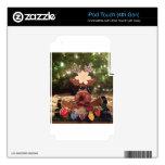 Reno del navidad iPod touch 4G skins