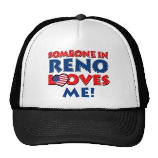 reno designs trucker hat