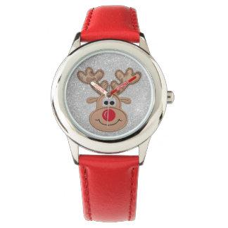 Reno dulce relojes de pulsera