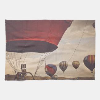 Reno Hot Air Balloon Race Hand Towel