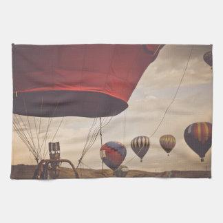 Reno Hot Air Balloon Race Towels
