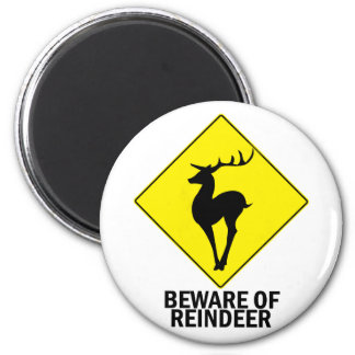 Reno Imán Redondo 5 Cm