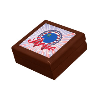 Reno, nanovoltio cajas de regalo