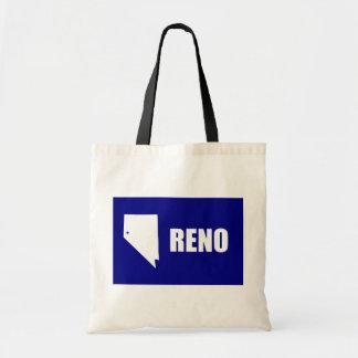Reno, nanovoltio, Estados Unidos señala por medio  Bolsa Lienzo