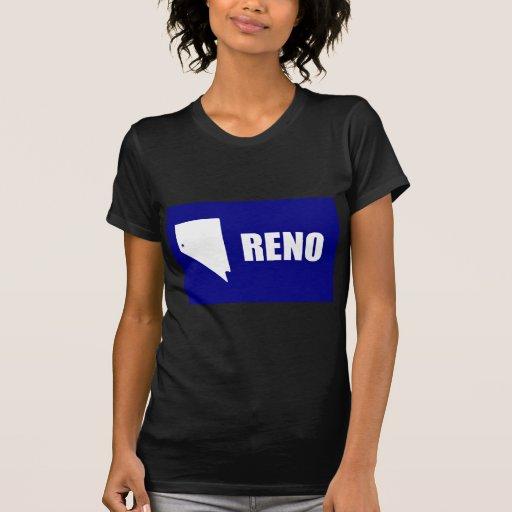 Reno, nanovoltio, Estados Unidos señala por medio  Camisetas