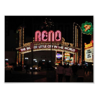 Reno, nanovoltio impresiones