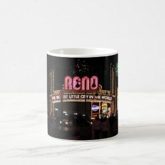 Reno, nanovoltio taza