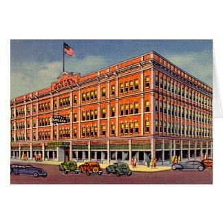 Reno, Nevada Hotel Golden 1906 Card