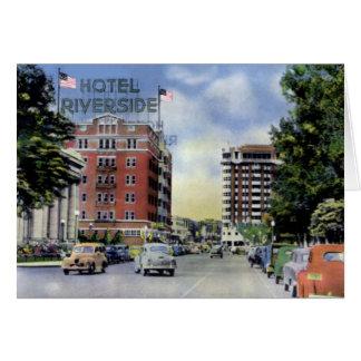 Reno Nevada Hotel Riverside Card