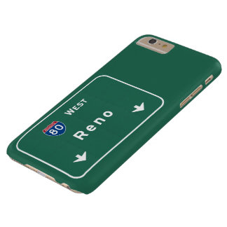 Reno Nevada nv Interstate Highway Freeway : Barely There iPhone 6 Plus Case