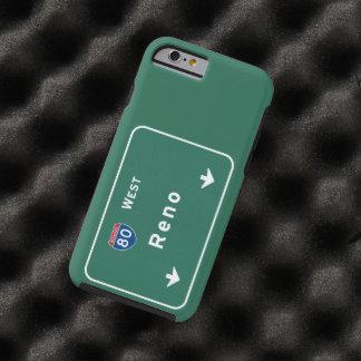 Reno Nevada nv Interstate Highway Freeway : Tough iPhone 6 Case