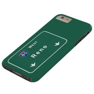 Reno Nevada nv Interstate Highway Freeway : Tough iPhone 6 Plus Case