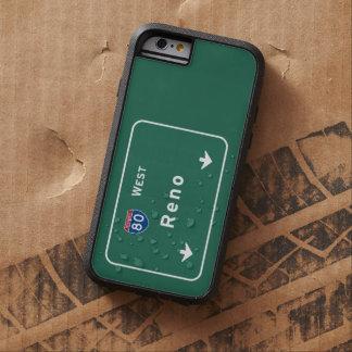 Reno Nevada nv Interstate Highway Freeway : Tough Xtreme iPhone 6 Case